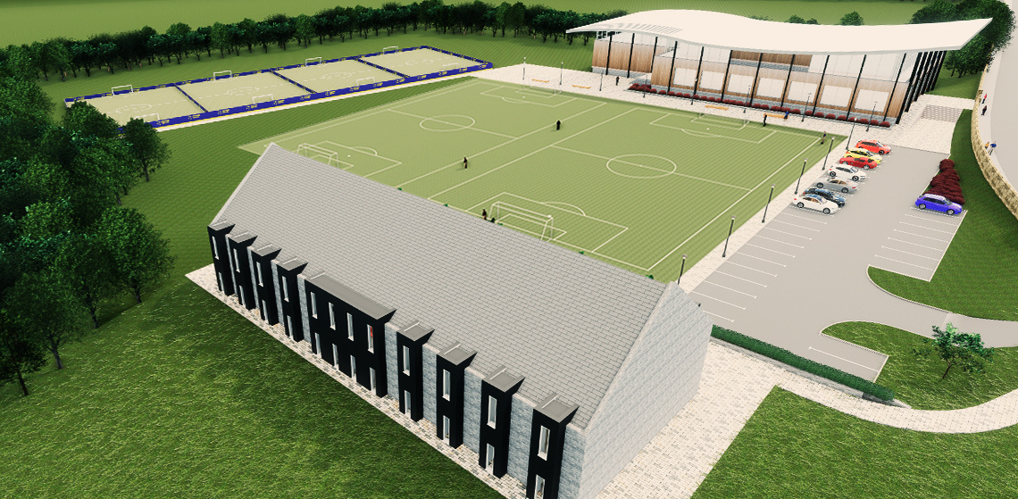 Image of the proposed grounds